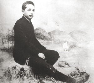 Young_Albert_Einstein